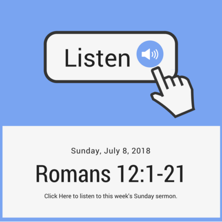Romans 12:1-21 How To Discover God's Will For Your Life